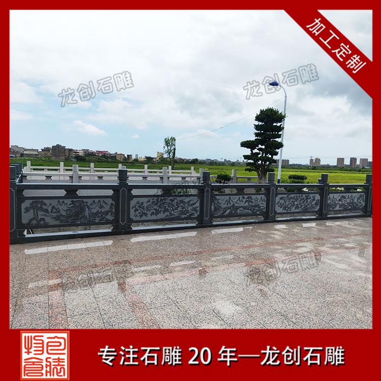 河道石栏杆样式