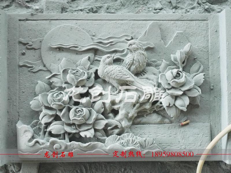 石材浮雕批发 宗祠浮雕雕刻厂