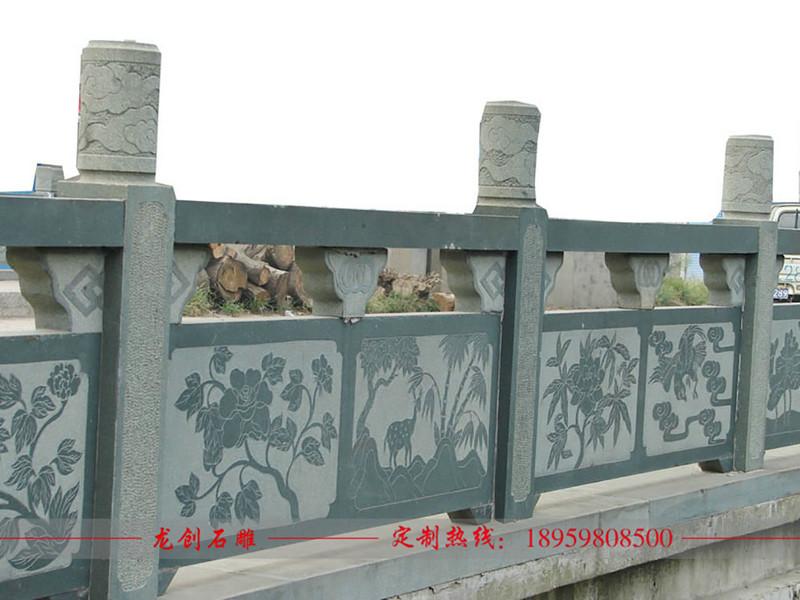 青石栏杆一米多少钱 福建石雕栏杆厂家