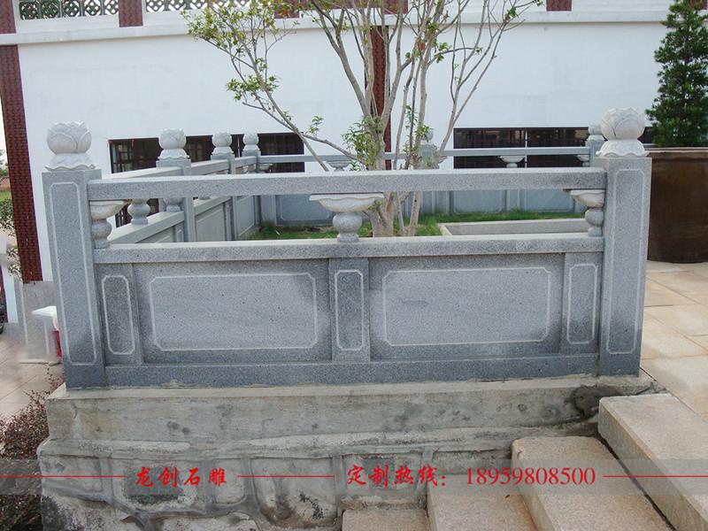 石材栏杆图片