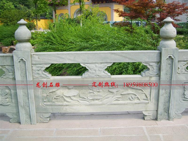 石栏杆安装价格