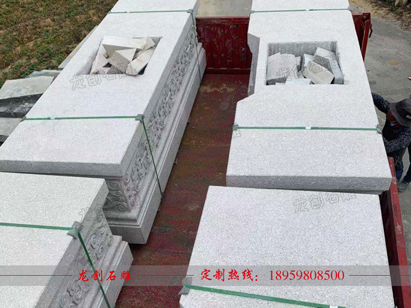 石雕牌坊制作