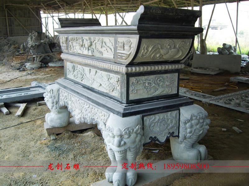 庙宇石头供桌 供桌生产厂家