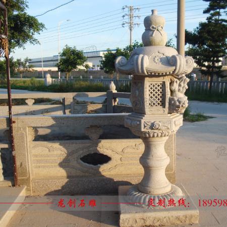 石雕灯笼多少钱 石雕灯笼价格