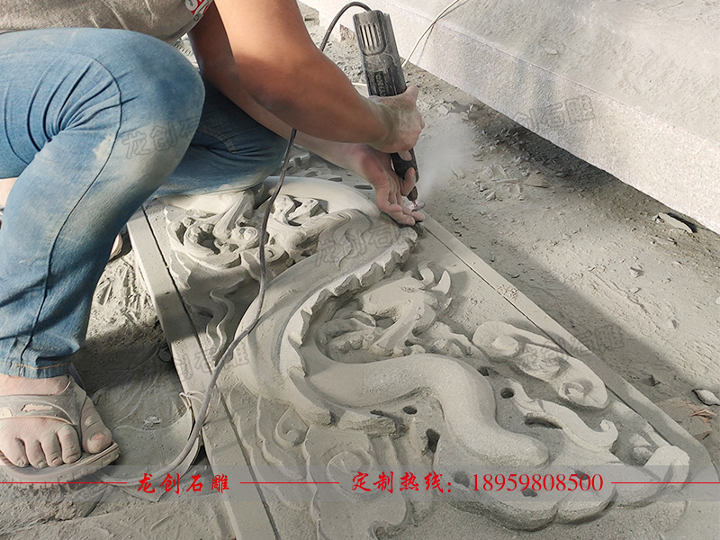 欧式砂岩浮雕