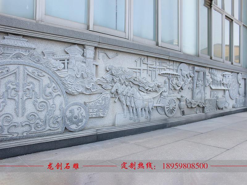 浮雕多少钱一平 石材浮雕加工厂家