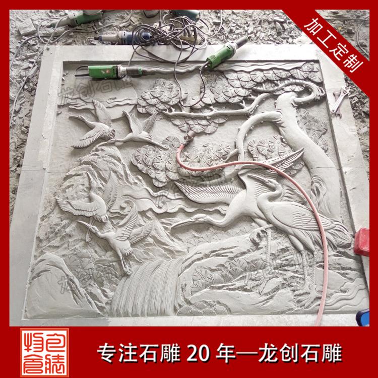 惠安石材浮雕图片