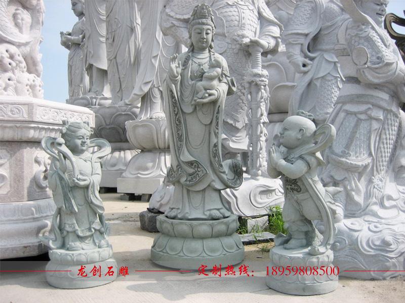 观音菩萨石雕像价格 观音菩萨石雕厂家