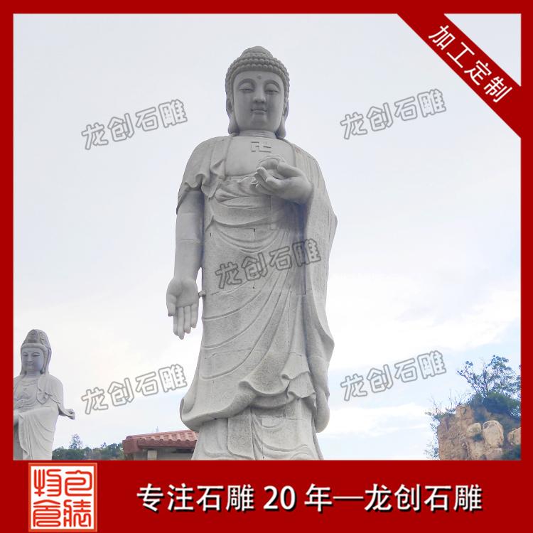 佛像石雕图片