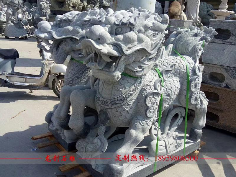 福建石雕麒麟厂家