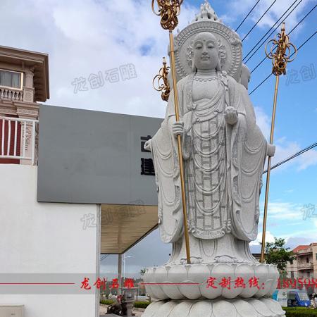 地藏菩萨造型 地藏王菩萨像大全
