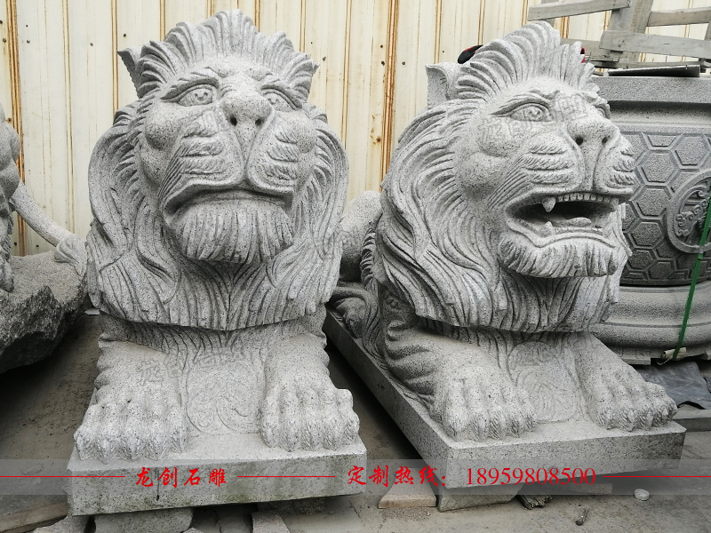 石狮子批发价格