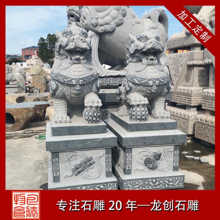 石雕貔貅样式及图片
