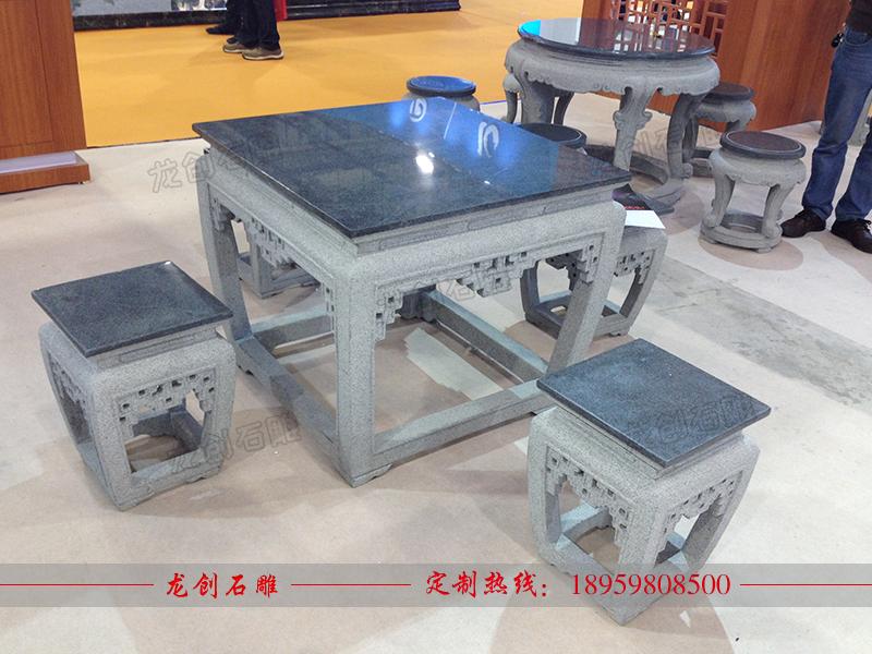 哪里有卖石桌椅 福建石桌椅批发厂家