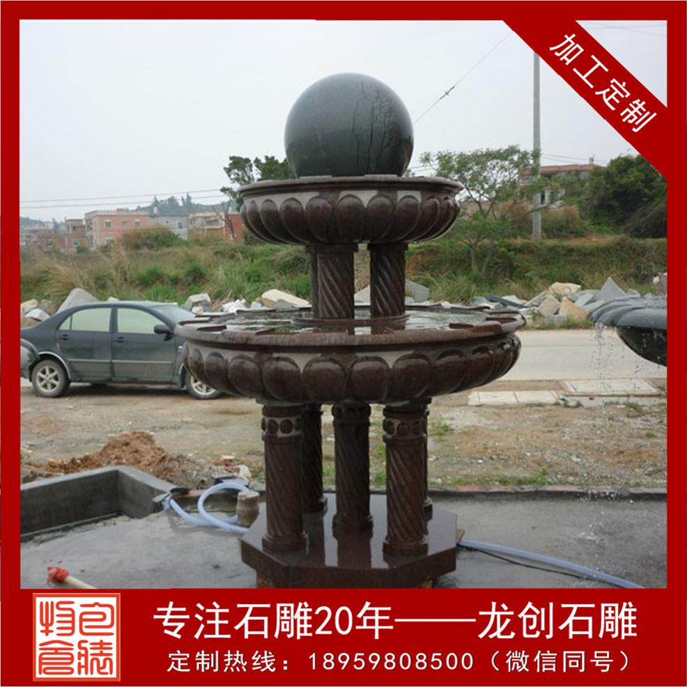 户外风水球雕塑