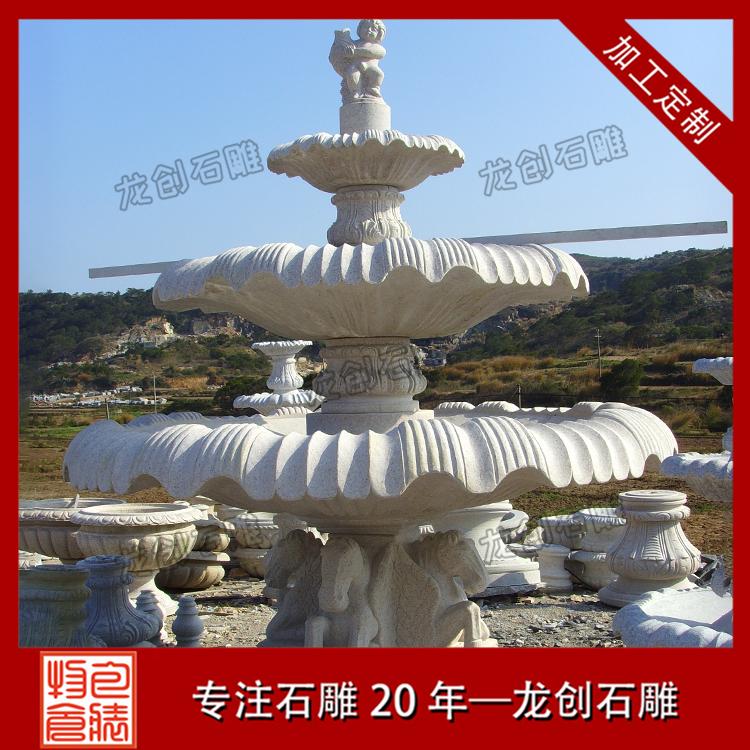 石雕喷泉样式及图片