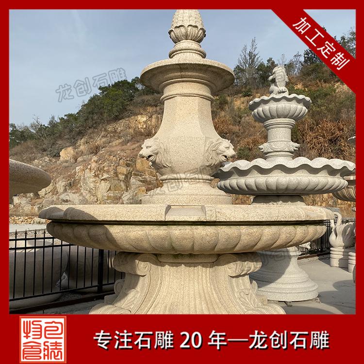 石材喷泉样式及图片