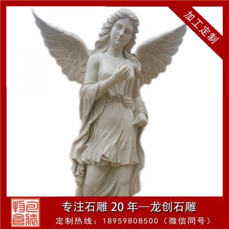 汉白玉西方人物雕塑的图片大全及介绍