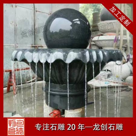 石雕风水球生产厂家 惠安石雕风水球图片