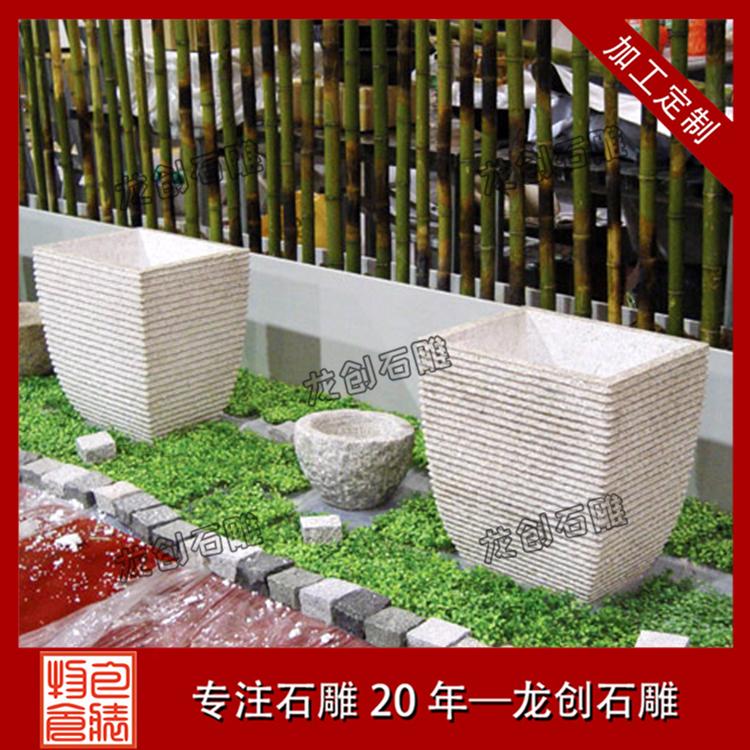 石材花钵样式及图片