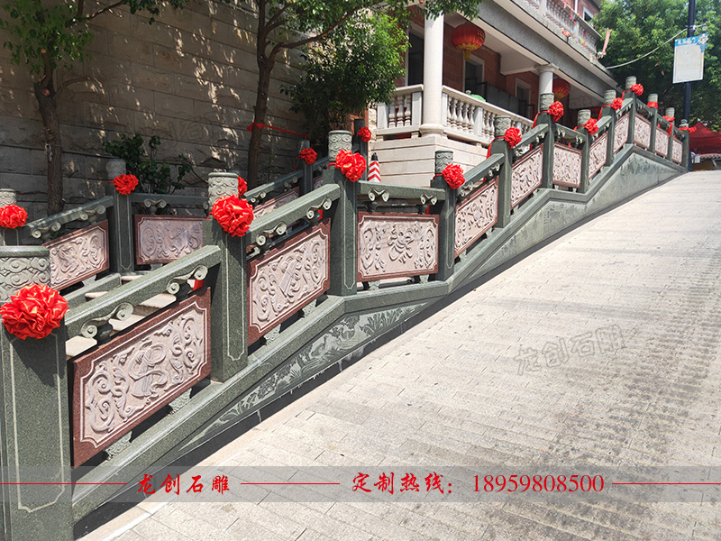 惠安石雕栏杆的特点