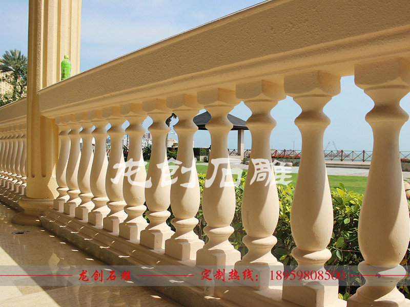 阳台石材栏杆