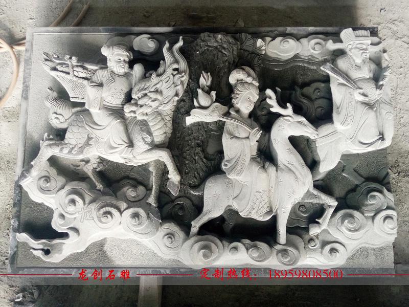 石材浮雕加工
