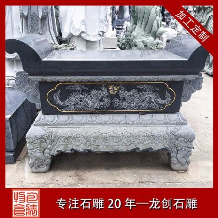 寺院石雕供桌_石供桌