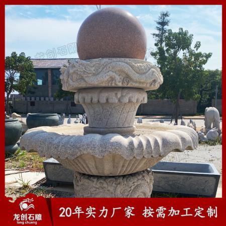 福建风水球厂家 石头风水球厂家